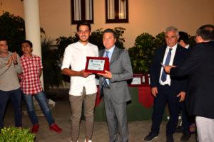 Giuseppe Russo (premia Armando Salvaggio)